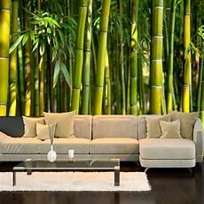 bambus tapete fototapete bambus vlies tapete gr 220 n natur wandbilder xxl 3