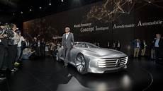 Mercedes Et Smart Au Salon International De L