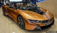 bmw i8 roadster bmw i8 roadster launched in malaysia rm1 5 million