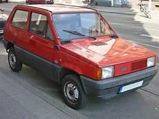 Fiat Panda 1980 Fiat Panda 1980