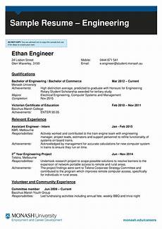 engineering fresher resume template templates at
