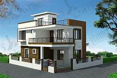 indian modern house plans modern indian bungalow elevation zion star