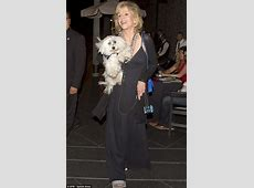 Jane Fonda keeps her spirits high on a dinner date with