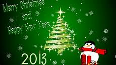 merry christmas and happy new year 2013 wallpapers hd wallpapers backgrounds photos pictures