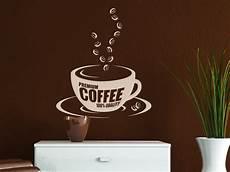 wandtattoo kaffee kaffee wandtattoo premium coffee von wandtattoo net
