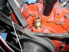 Electric Fan Thermo Switch Location Corvetteforum