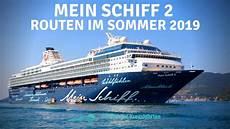 Mein Schiff Herz Das Logbuch F 252 R Die Routen Neues