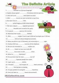 the definite article exercises english grammar worksheets article grammar 5th grade worksheets