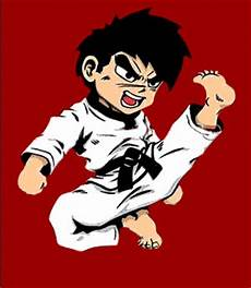 Gambar Animasi Karate Keren Info Karate