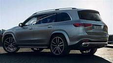 mercedes gls mercedes gls class leaks ahead of official debut
