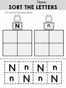 learning the letter n worksheets 24151 alphabet adventures letter n letter n activities letter n worksheet preschool letters