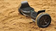 test du hoverboard ko x tout terrain