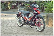Supra X 125 Modifikasi by Modifikasi Honda Supra X 125 Minimalis Thecitycyclist