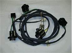 1969 Camaro Rear Light Panel Wiring Harness
