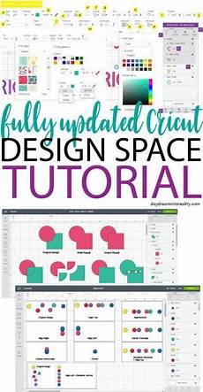 full cricut design space tutorial for beginners 2019 in