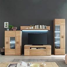 wohnzimmer wohnwand wohnzimmer wohnwand vantria aus eiche bianco modern