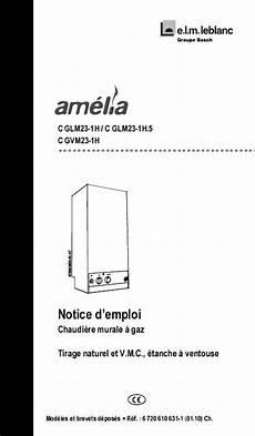 chaudière à condensation gaz prix mode d emploi elm leblanc amelia chaudi 232 re trouver une