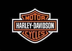harley davidson bar shield sticker decal auto window