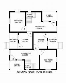 850 sq ft house plan 850 sq ft home plan media homes