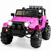 Best Choice Products 12V Kids Ride On Truck Car RC Toy W