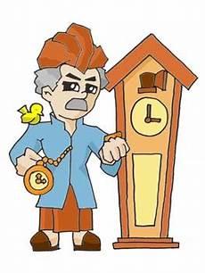 Gambar Kartun Ilustrasi Komik Waktu Berharga