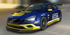 volvo race k pax racing volvo s60 racer introduced autoevolution