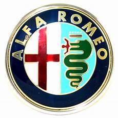 Logo De Alfa Romeo Png - alfa romeo 159 rear boot badge emblem push button new