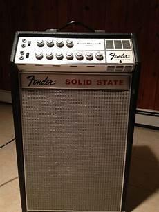 Fs Late 60 S Fender Reverb Sr2100 Solid State Guitar