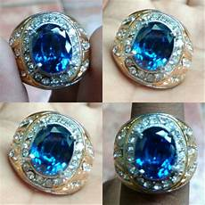 jual cincin batu king safir di lapak falah collection love lobsterirvan2