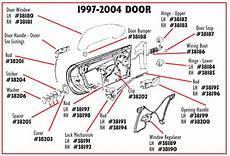 Corvette Parts Interior Oem Replacement Gm Parts