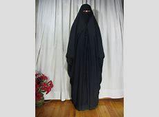 Modest modesty abaya overhead abaya hijab niqab   Niqab