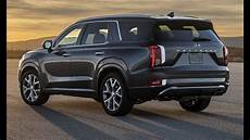 when is the 2020 hyundai palisade coming out 2020 hyundai palisade suv the new three row with luxury
