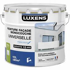 Peinture Fa 231 Ade Universelle Luxens Blanc 10 L Leroy Merlin