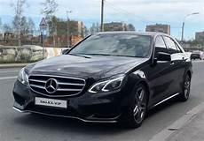 mercedes e w212 mercedes e class w212 rent a car in st petersburg russia