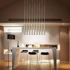 Luxus Bar Cafe Led Rohr Pendelleuchte F 252 R Esszimmer