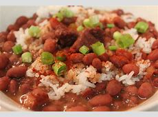 southern red beans   rice for the pressure cooker_image