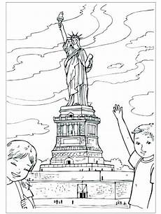 new york coloring pages and print new york