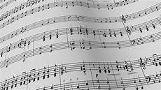 music notes flowing white background seamless animation hd 1080 stock footage video