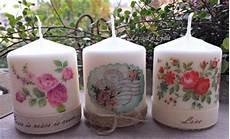 candele decorate per natale candele decorate in stile vintage per la casa e per te
