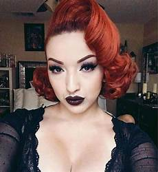 hair pin up on a 21 pin up hairstyles that are hot right now page 2 of 2