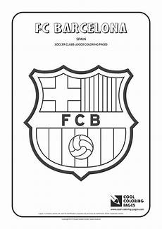 cool coloring pages soccer clubs logos cool coloring