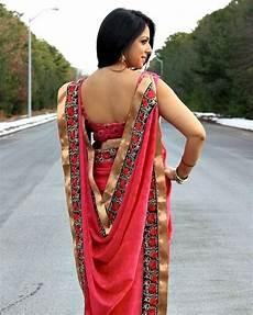how to wear saree draping pin by indian fashion on saree fashion sari draping