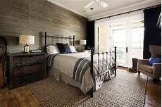 Schlafzimmer Rustikal Modern - rustic home with modern design and luxury accents