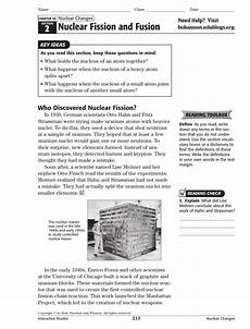 physical science fission fusion worksheet 13093 worksheet fission and fusion worksheet worksheet worksheet study site