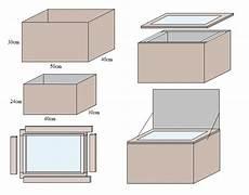 kiste mit klappdeckel bauen solaranlagen f 252 r einen solarkocher 187 www selber bauen de