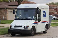 Usps New Truck by Here S What The Next Generation Usps Mail Truck Will Look Like
