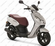 Additional Led Headlights For Scooter Peugeot Kisbee 50