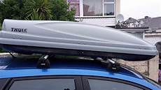 thule atlantis 780 thule atlantis 780 roof box 480l capacity in paignton