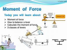 moment of force physics by teacher rambo teaching resources tes