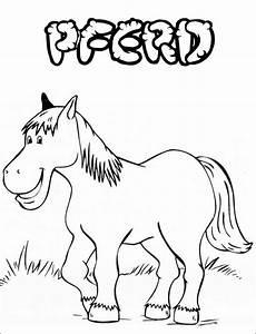 Ausmalbilder Tiere Pferde Ausmalbilder Pferde 21 Ausmalbilder Tiere